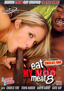 Eat My Black Meat 8 Box Cover