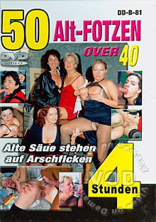 50 Alt-Fotzen 81: Over 40 Box Cover