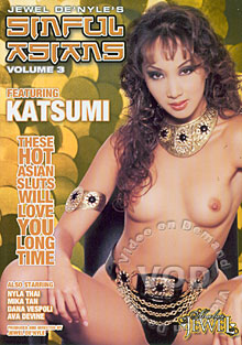 Sinful Asians Volume 3 Box Cover