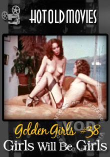 Golden Girls 38 - Girls Will Be Girls Box Cover