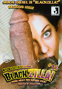 My Daughter's Fucking Blackzilla 15 Box Cover