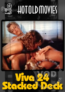 Viva 24 Stacked Deck Box Cover