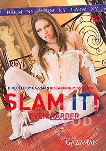 Slam It! Even Harder Box Cover