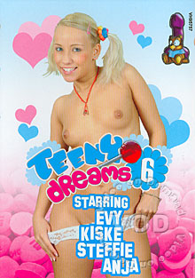 Teeny Dreams 6 Box Cover