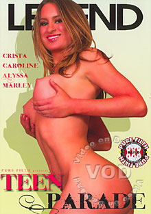 Teen Parade Box Cover