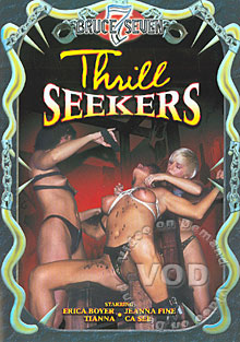 Thrill Seekers Box Cover