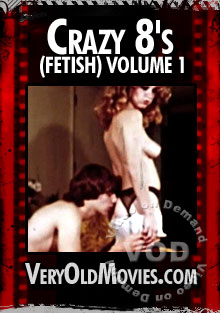 Crazy 8 (Fetish) Volume 1 Box Cover