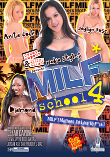 MILF School 4 Box Cover