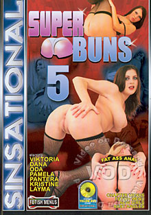 Super Buns 5 Box Cover