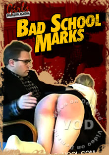 Bad School Marks Box Cover