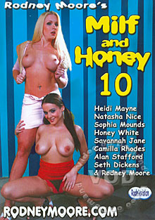 MILF And Honey 10 Box Cover