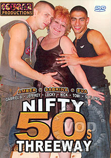 Nifty 50s Threeway Box Cover