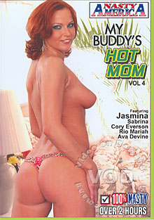 My Buddy's Hot Mom Vol. 4 Box Cover