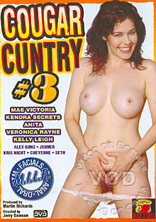 Cougar Cuntry #3 Box Cover