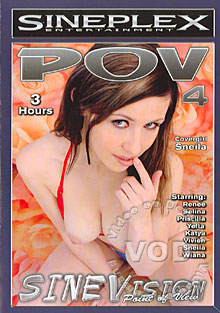 POV Sinevision 4 Box Cover