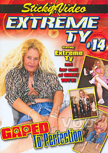 Extreme Ty #14 - Gaped To Perfection Box Cover