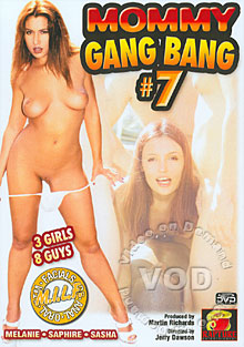 Mommy Gang Bang #7 Box Cover