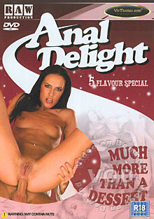 Anal Delight Box Cover
