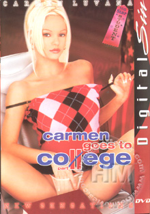 Carmen Goes To College 2 Box Cover