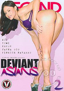 Deviant Asians 2 Box Cover