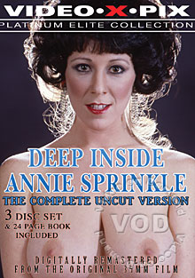 Deep Inside Annie Sprinkle - Platinum Elite Collection (Disc 2 - Commentary)