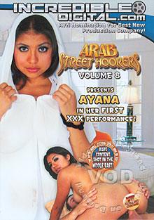 Arab Street Hookers Volume 8