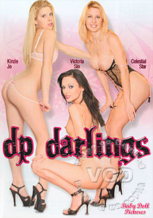 DP Darlings Box Cover