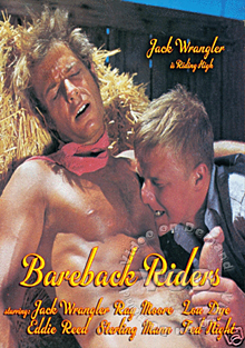 Bareback Riders Box Cover