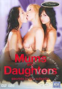 Mums And Daughters - Secrets In The Suburbs Box Cover - Login to see Back