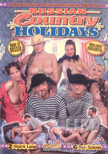 Russian Country Holidays Box Cover