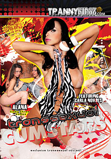 Transsexual Cumstars Box Cover
