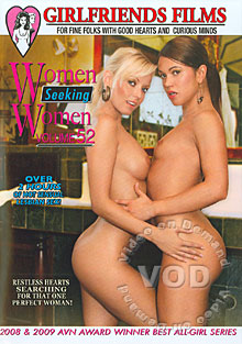 Women Seeking Women Volume 52 Box Cover