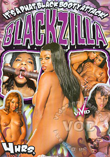 Blackzilla Box Cover