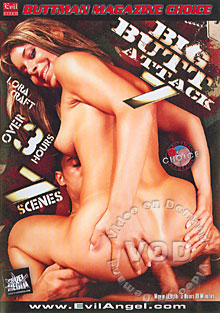 Big Butt Attack 7 Box Cover