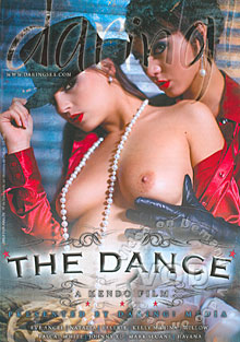 The Dance Box Cover