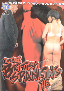 Best Of British Spanking 16 Box Cover