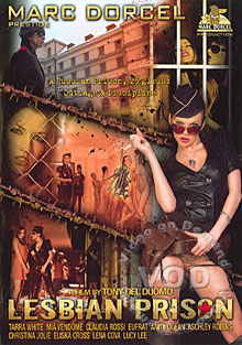 Lesbian Prison (French) Box Cover