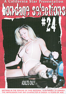 Bondage Selections 24 Box Cover