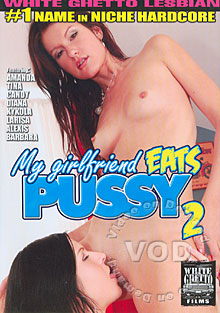 My Girlfriend Eats Pussy 2 Box Cover