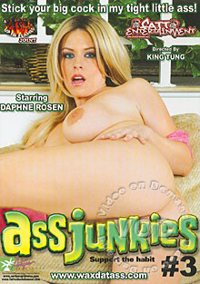 Ass Junkies #3 Box Cover