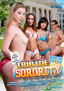 Tribade Sorority - House Rules Box Cover