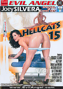 Hellcats 15 (Disc 1) Box Cover