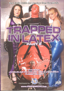 Trapped In Latex Part 2 Box Cover