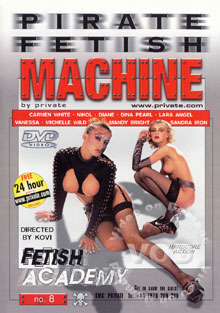 Fetish Academy Box Cover