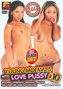 Young Mommies Who Love Pussy #10 Box Cover