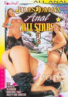 Jules Jordan Anal All Stars 2 Box Cover