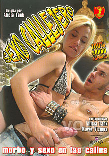 Sexo Callejero Box Cover