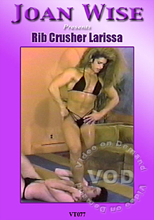 The Organization - Rib Crusher Larissa Box Cover