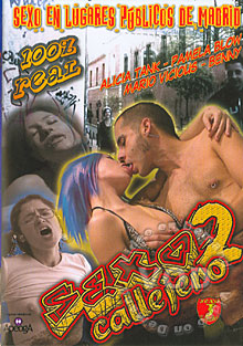 Sexo Callejero 2 Box Cover