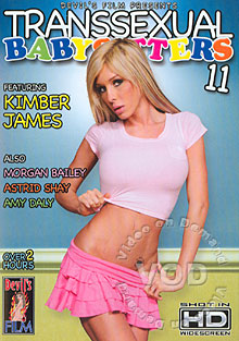 Transsexual Babysitters 11 Box Cover